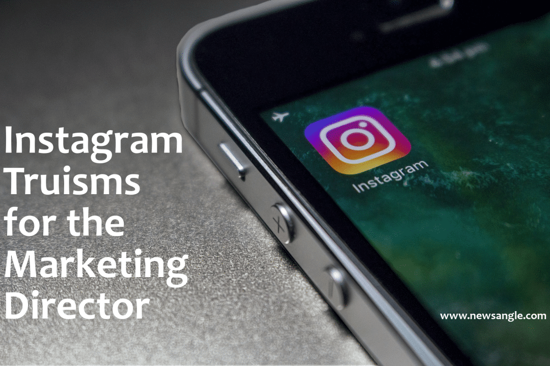 Instagram tips for the marketing director